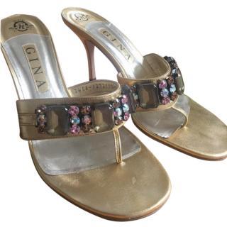 Gina Embellished Sandals