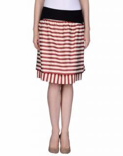 Fendi striped skirt