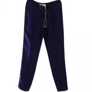 Saint Laurent Silk trousers