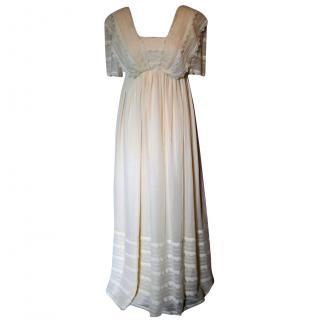 Beverly Summers Wedding Dress