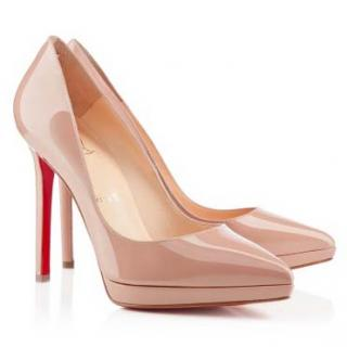 Christian Louboutin Pigalle Plato Heels