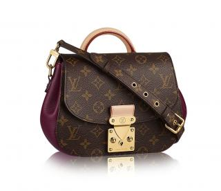 Louis Vuitton Eden MM Aurore Bag