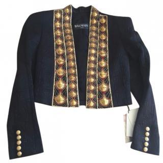 Balmain Embroidered Blazer