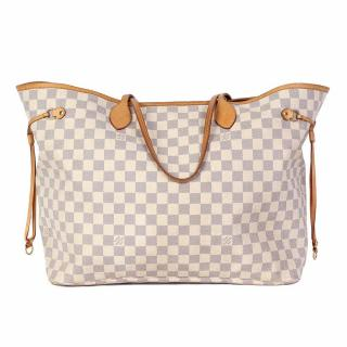 Louis Vuitton Azur Neverfull GM