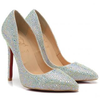 Christian Louboutin Strass Pigalles 100