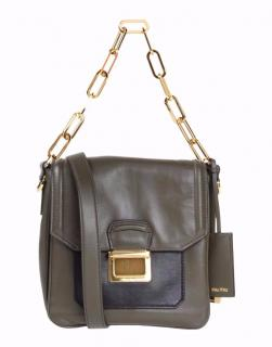 Miu Miu Small Green Handbag