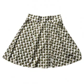 Dolce & Gabbana Printed skirt M