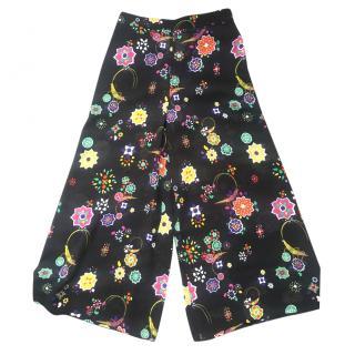 Emilio Pucci black trousers S