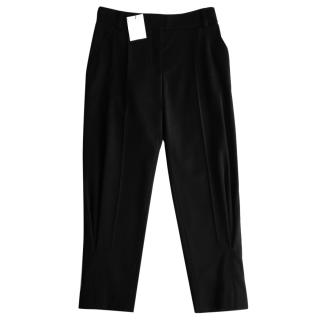 Celine Wool and Cashmere Trousers