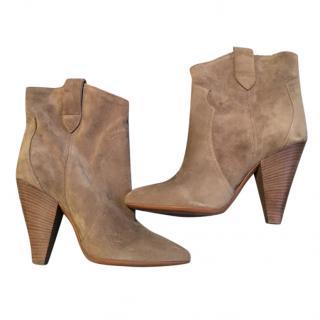 Isabel Marant heeled boots