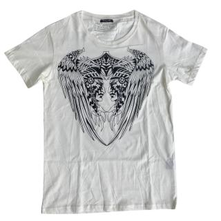Balmain men's printed t-shirt