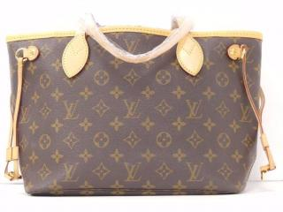 Louis Vuitton Neverfull PM Shoulder Bag 10293