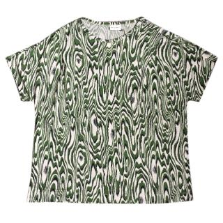 Dries van Noten Patterned Top