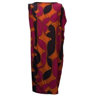 MaxMara Multicolour Patterned Dress