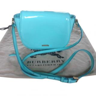 Burberry Prorsum Aqua Bag