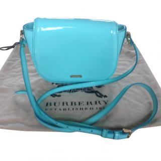 Burberry Prorsum Aqua Bag