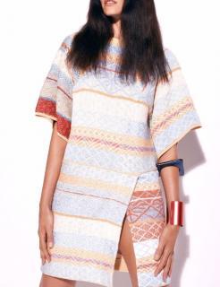 Sonia Rykiel runway knit dress