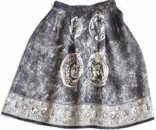 Dolce & Gabbana linen skirt