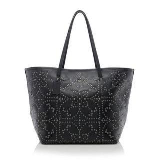Coach Mini Studded Street Leather Tote