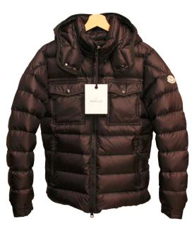 Moncler Edward Jacket, Black Size 3