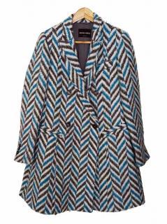 New Emporio Armani Multicoloured coat