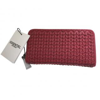 Essential Antwerp Red and Blue Wallet