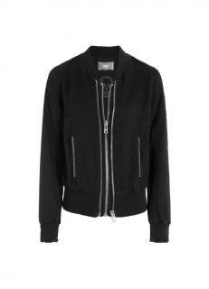 Zadig & Voltaire Black Lola Jacket