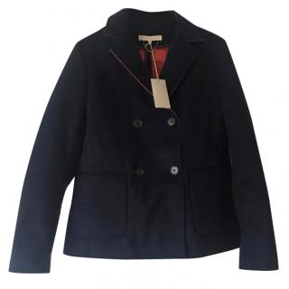Vanessa Bruno new blue wool coat