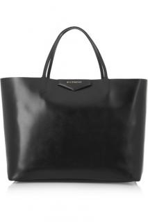 Givenchy Leather Antigona Shopper Tote