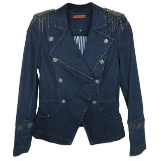 Alice+Olivia denim jacket