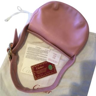 Cartier Pink Bag