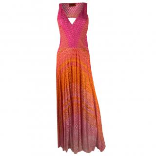 Missoni Pink and Orange Gown