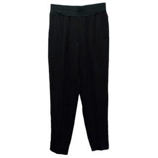 3.1 Phillip Lim Black Trousers with Elasticated Waist