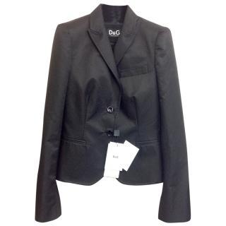D&G Black Ladies Jacket