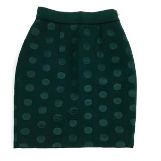 Stella Mccartney Polka Dot Skirt