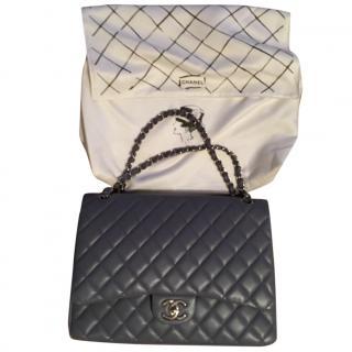 Chanel Limited Edition Colour Classic Jumbo Handbag