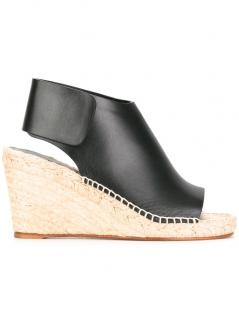 Celine open toe wedge sandals