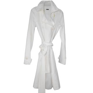 Joseph cream trench coat