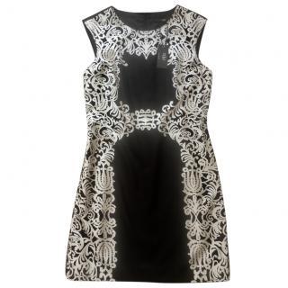 Tibi Tube silk dress S