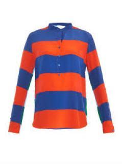 Stella McCartney silk blouse M