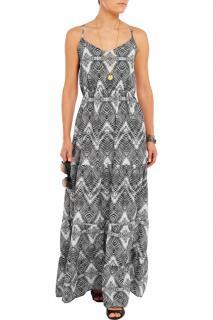 Melissa Odabash Avalon Printed Voile Dress