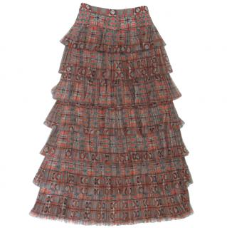 Chanel Dallas Metiers D'art Trousers/Skirt