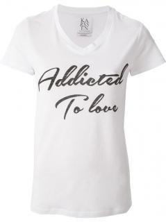 Zoe Karssen Addicted to Love T shirt