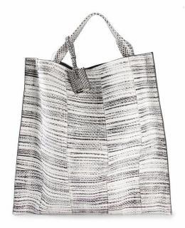 Jil Sander Reptile Leather Bag