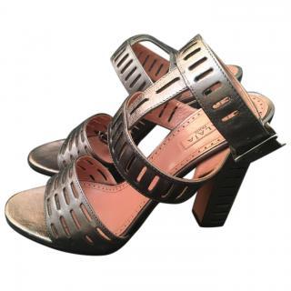 Alaia Laser cut heels
