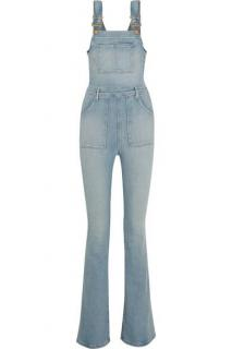 Frame Le High Flare Denim Jumpsuit