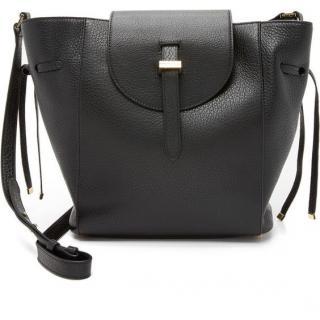 Meli Melo BlackFleming Black Bag/Tote; Made In Italy