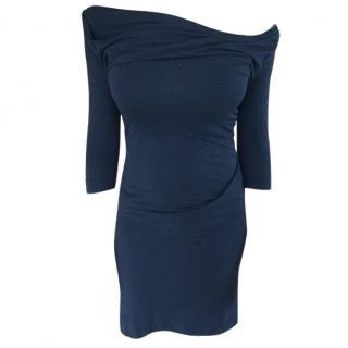 Vivienne Westwood Anglomania Off Shoulder Dress