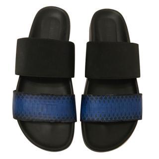 Helmut Lang Flip Flop Sandals