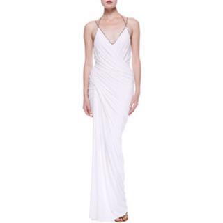 Donna Karan White Gown